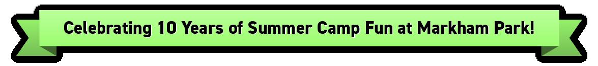 Markham Nature Park Summer Camp